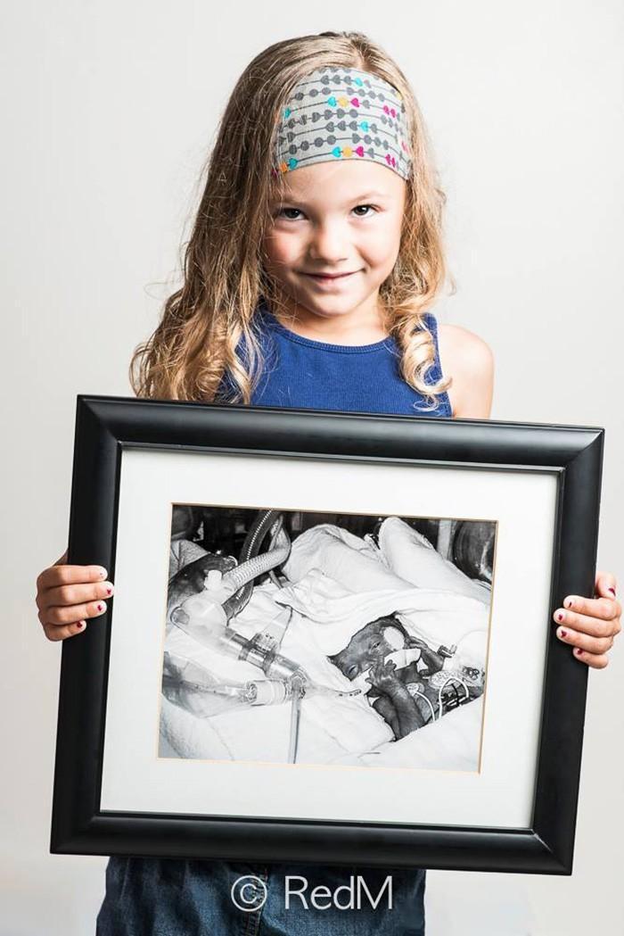 15. Лексиани, родилась на 25-й неделе. http://bigpicture.ru/?p=690442