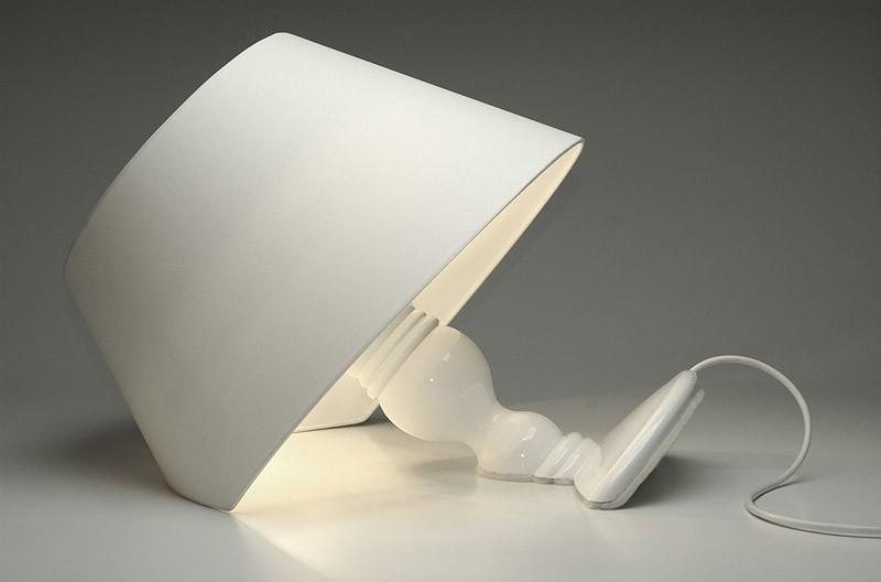 9. Выключить тонущую лампу