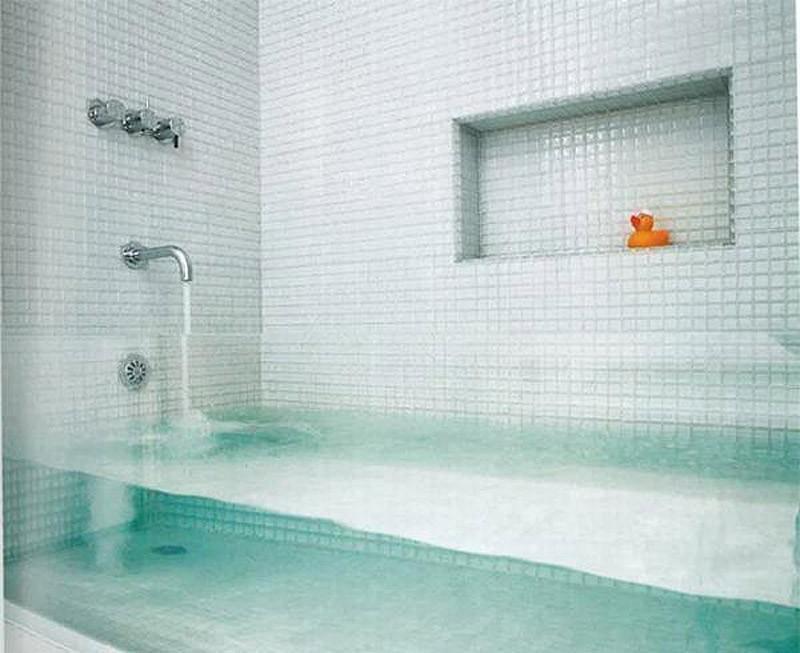 35. Перед сном можно принять фантастическую ванну