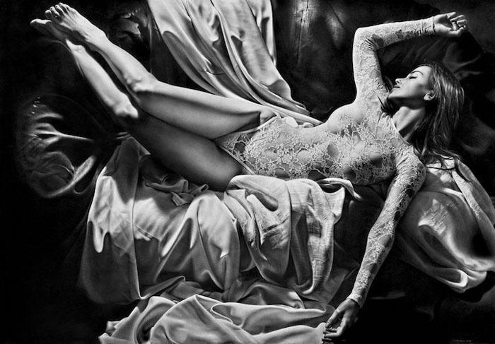 Несмотря на то, что работы Эмануэля Дасканио относят к современному искусству, влияние классических