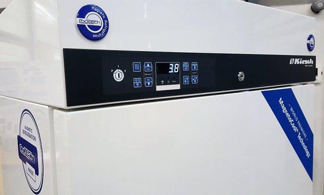 Возможно, уже скоро у обычных холодильников появится серьезный конкурент с магнитной системой охлажд
