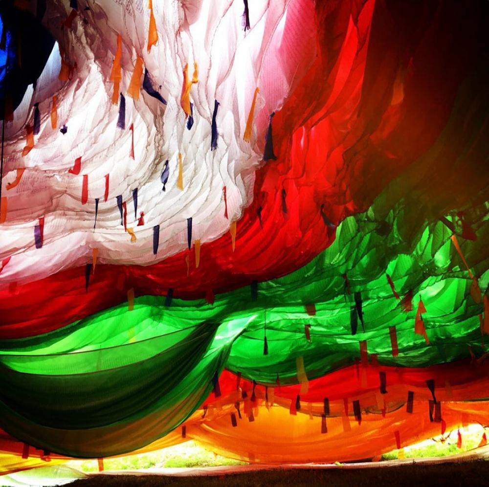 © foxhu.poco.cn  3-е место вноминации «Абстракция»: Jinsong Hu, Куньмин, Китай