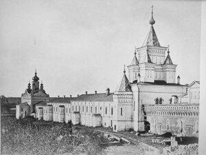 Николо-Угрешский монастырь. Церковь иконы Божией Матери Всех скорбящих Радость.