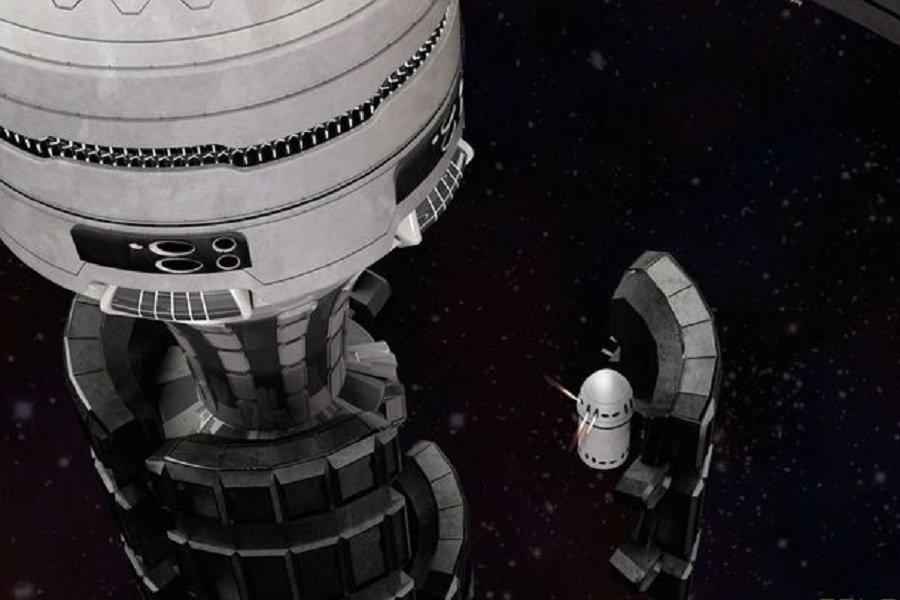 Сверхбыстрый космический поезд доставит наМарс за37 часов