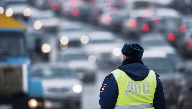ВОрловской области вДТП погибли два человека, семеро пострадали