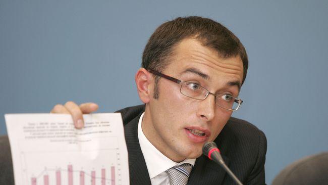 Данилюк договорился сЕБРР офинансовой помощи для «Ощадбанка»