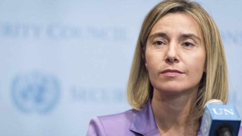 Могерини сообщила о вероятной потере США роли мирового лидера