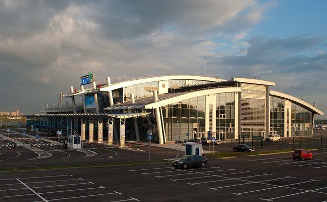 Аэропорт Киев временно закроют наследующей неделе