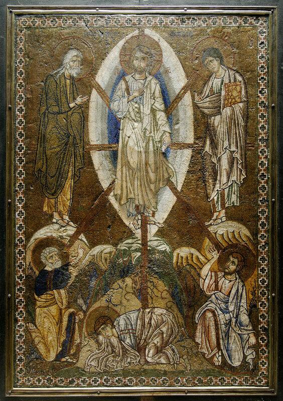 Transfiguration Christ Louvre