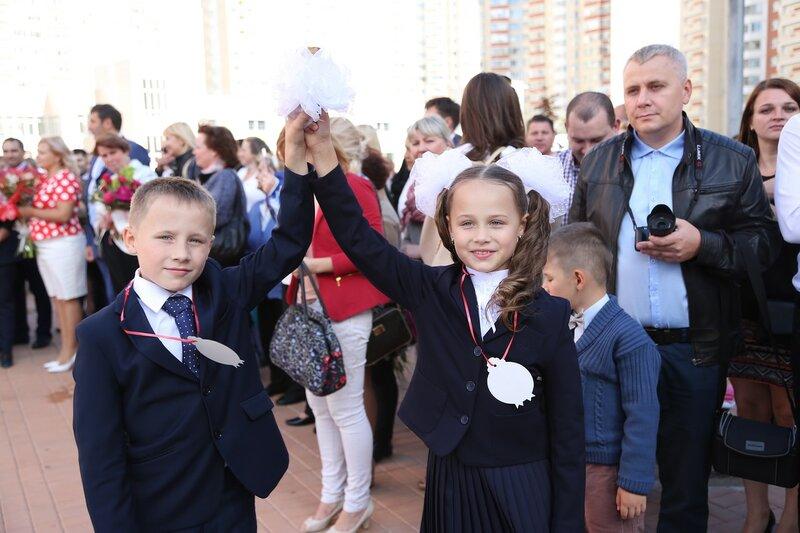 Открытие школы в Мортонград-Путилково