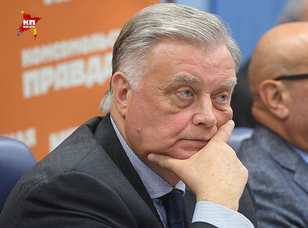 Владимир Якунин назвал итоги проекта удивительными. Фото: Михаил ФРОЛОВ true_kpru