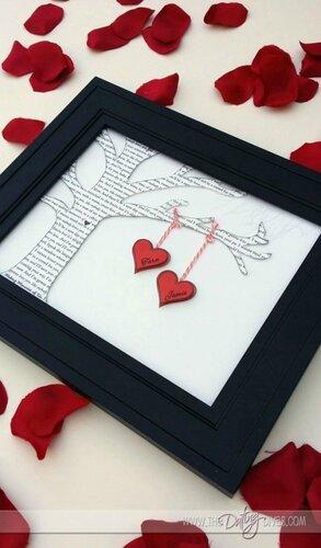 Сердечные идеи для влюблённых