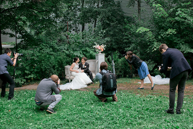 Организация свадьбы: советы