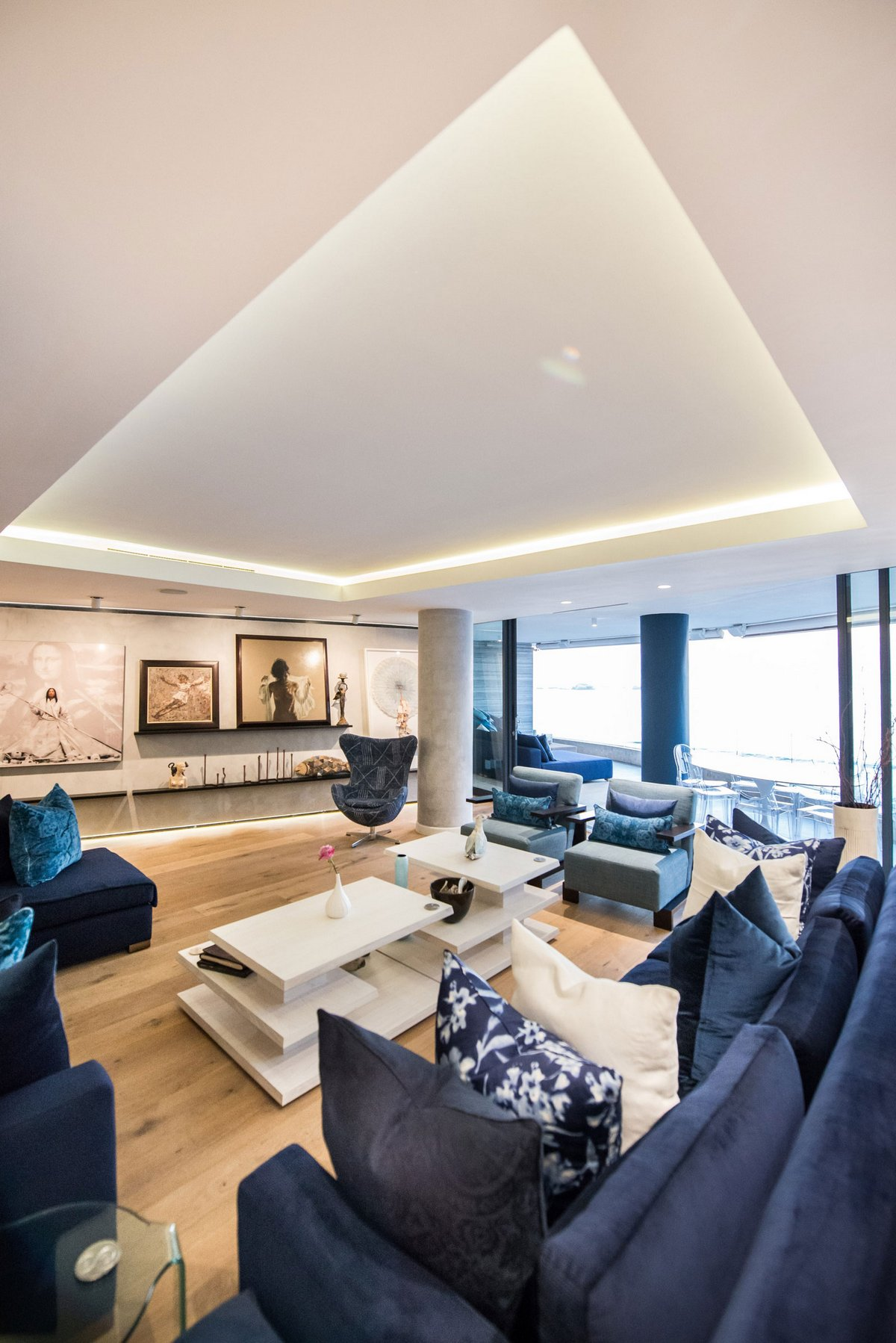 Элитная квартира в Кейптауне