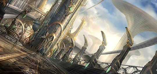 Must-See Concept Art by James Paick