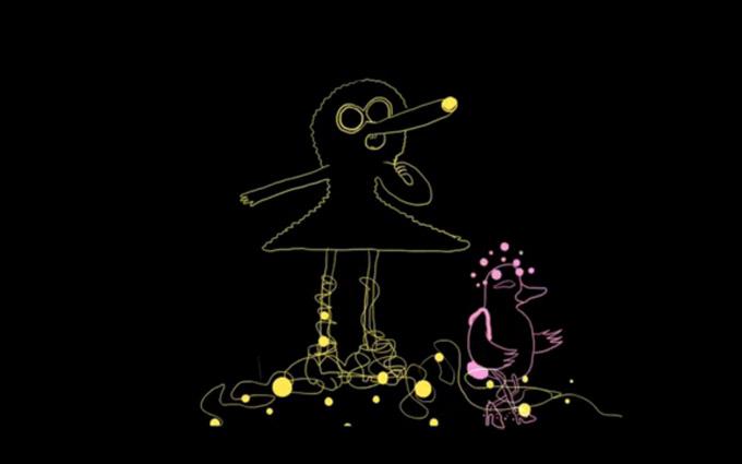 Bye Bye, Birdie Black por Sarah Haug