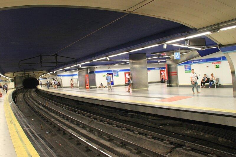 Мадрид – метро (Madrid – Metro)