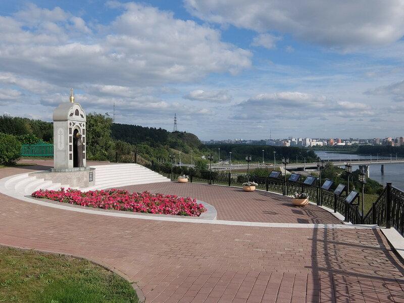 Кемерово - Красная Горка - Смотровая площадка