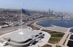Площад флага в Баку