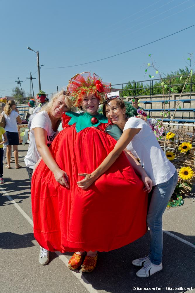 Фестиваль помидора / 2016