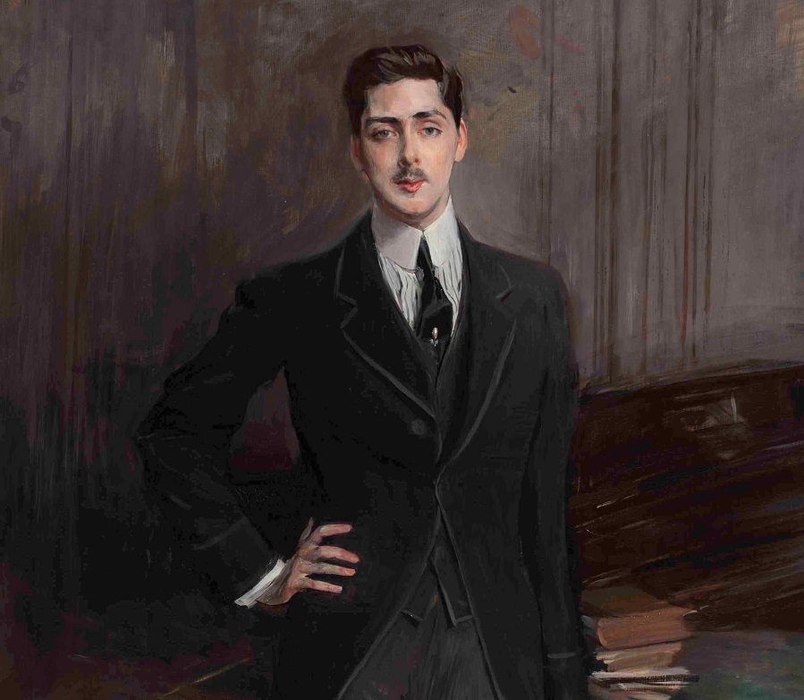 Портрет графа Сергея Платоновича Зубова