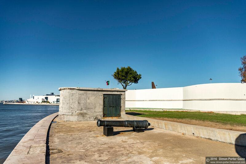 Лиссабон. Форт Бом Сусессу