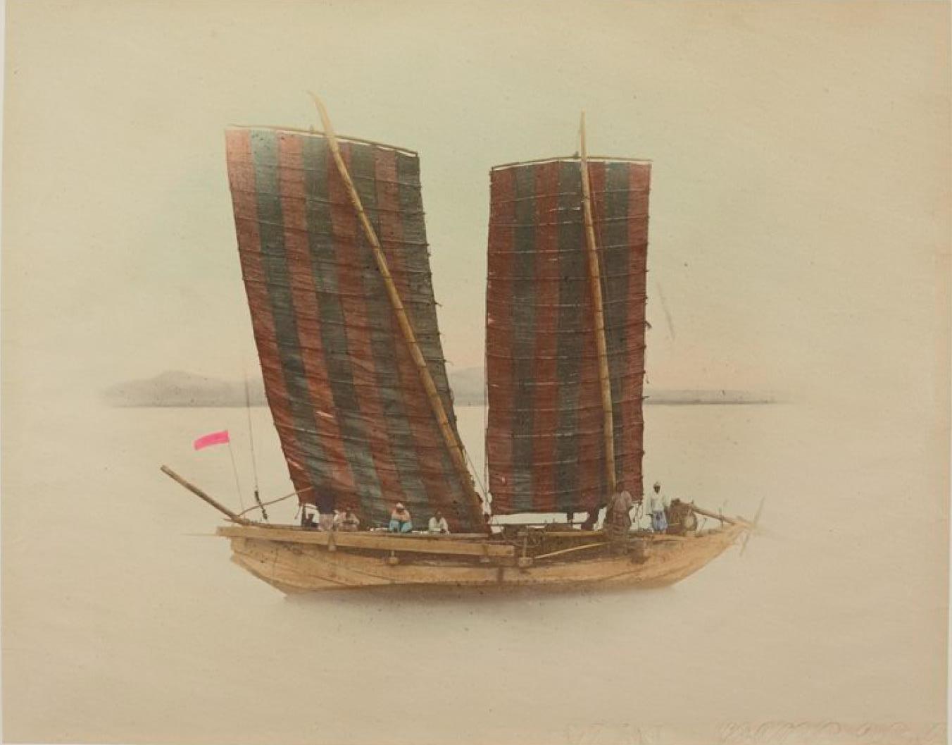 Корейская лодка