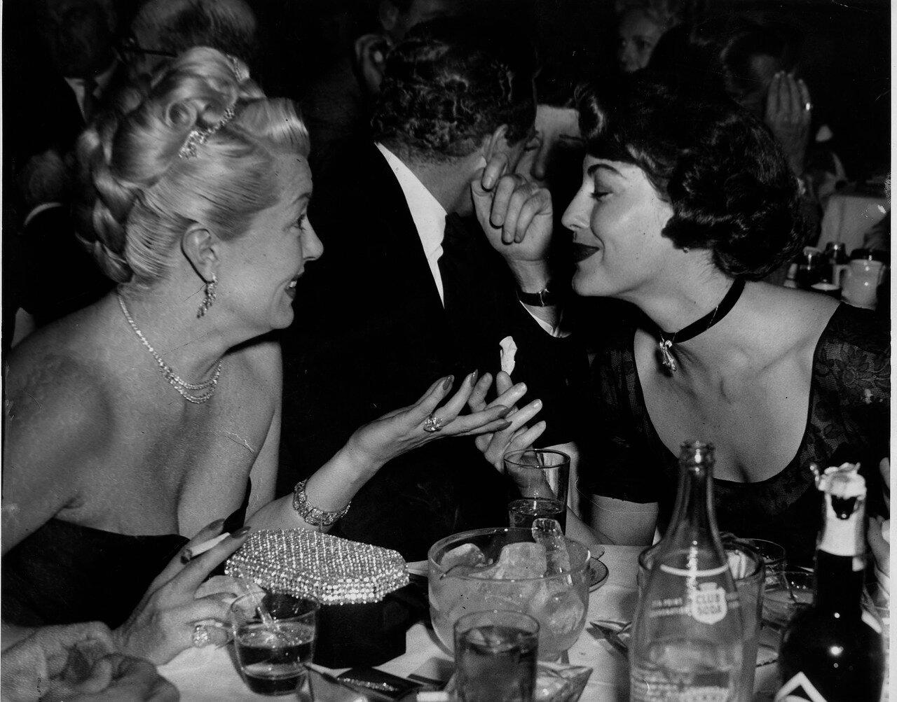 Lana Turner und Ava Gardner