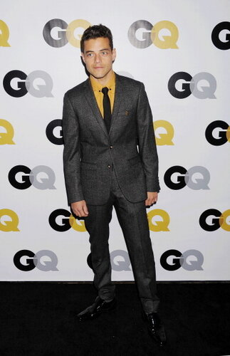 2013 GQ Men Of The Year Party - Arrivals