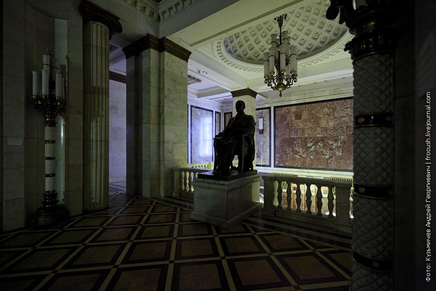 бальный зал выпускников Московского государственного университета