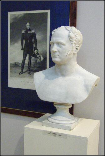 Выставка  «Романовы - царственные покровители искусства».Музей Академии художеств.