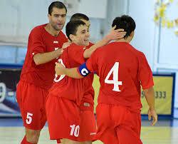 Сборная Молдовы по футзалу поднялась в рейтинге