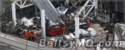 Президент Латвии назвал трагедию в супермаркете «убийством»