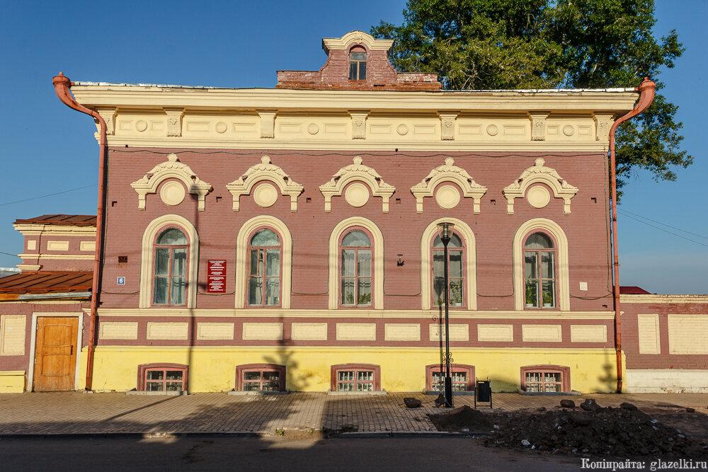 Елабуга, улица Гассара.