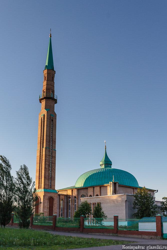 Мечеть Жамиг.