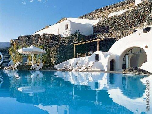 Пять необычных отелей мира
