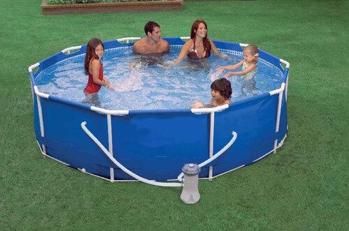 Разновидности фильтров для бассейнов