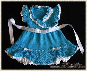 Из Золушки в принцессу (летнее платье)