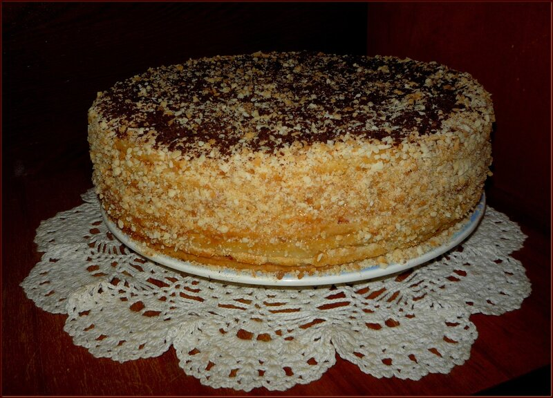 """Торт """"Рафаэлло."""" Сама нежность"""