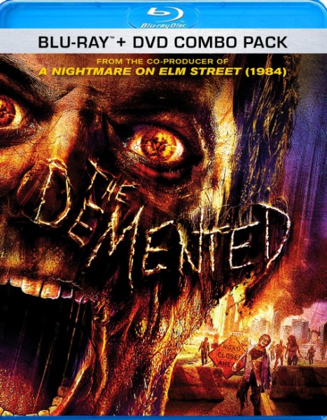 Безумные / The demented (2013) BDRip 720p + HDRip