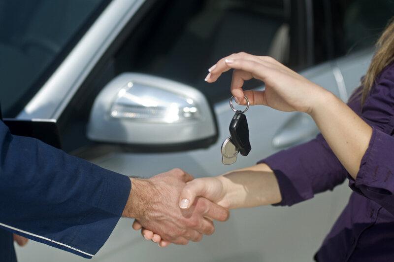 Прием-сдача арендованного автомобиля