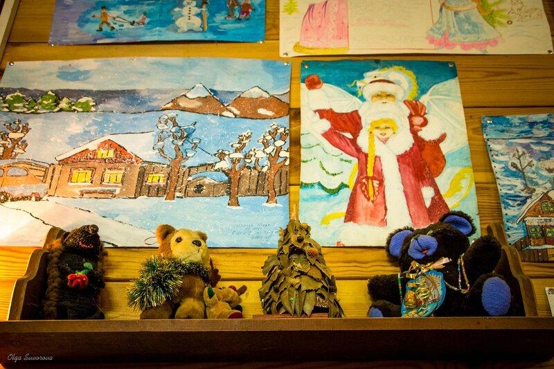 Поместье белорусского Деда Мороза 42