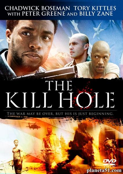 Пулевое ранение / The Kill Hole (2012/WEB-DLRip)