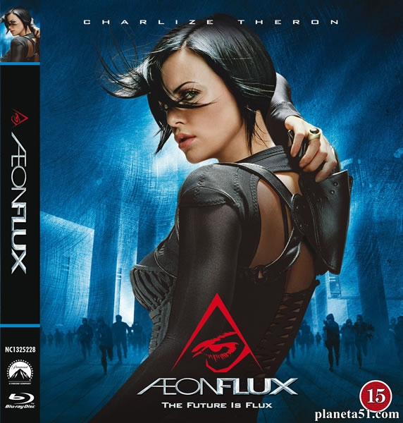 Эон Флакс / Æon Flux (2005/BDRip/HDRip)
