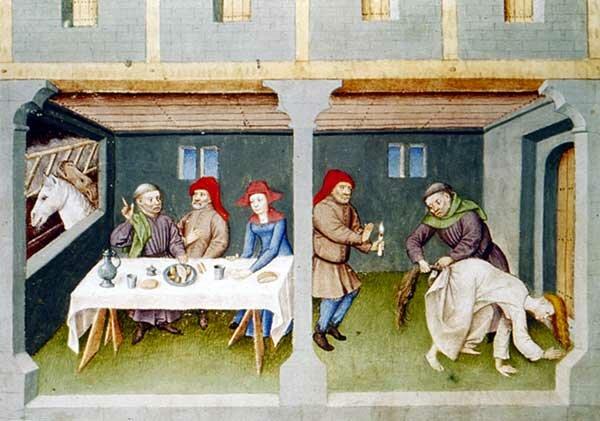 Сексуальные похождения в средних веках — 6