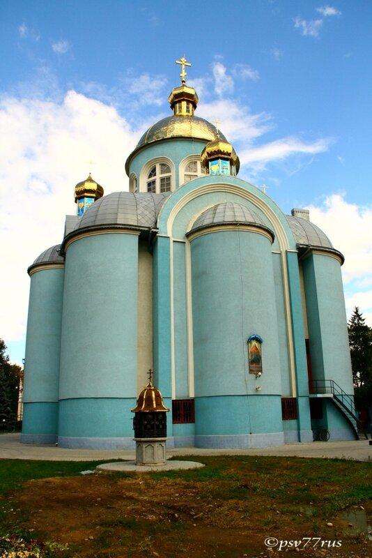 Николаево-Успенский собор.