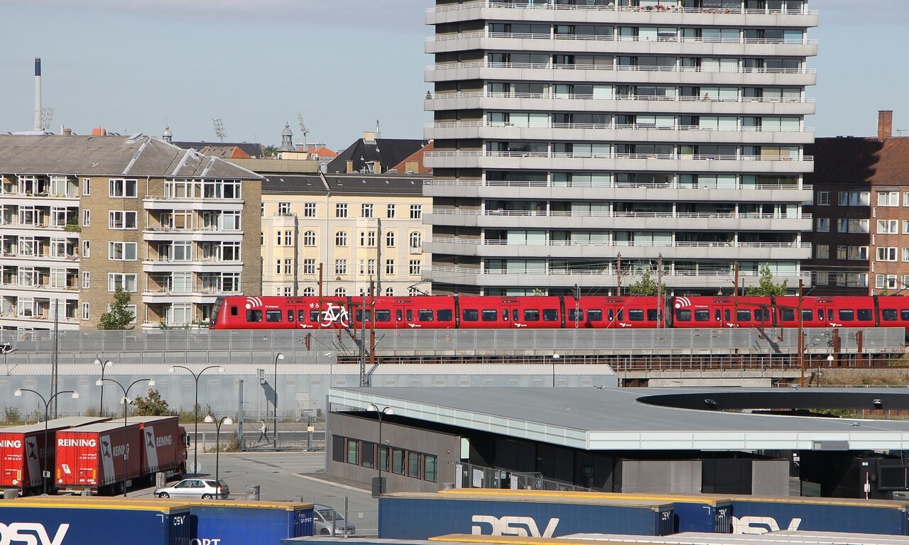 порт Копенгаген, Port Copenhagen,