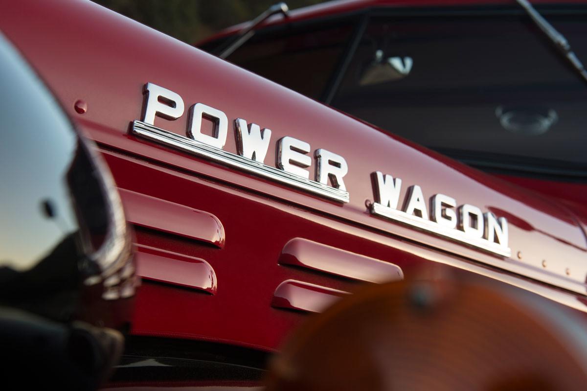 У Legacy Classic Trucks нет серийного производства, каждый экземпляр собирается отдельно и только по