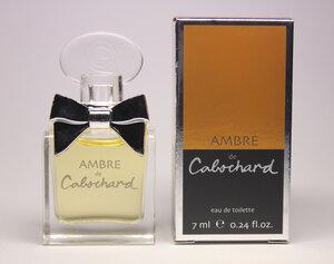 """Парфюм №21 - """"Ambre"""" от Gres"""