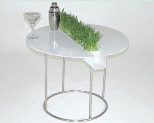 Мебель с миниатюрным садом